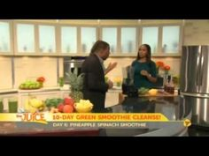 JJSmith Green 10 Day  Smoothie  Cleanse