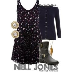 """nell jones outfit 