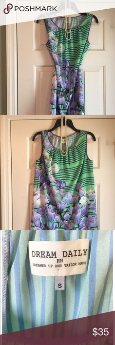 Anthropologie Yonina Mini-Dress by Dream Daily👗 This is a cute Spring Dress! Looking for a new home. Anthropologie Dresses Mini