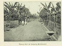 Jalan Paledang Bandoeng antara 1920-1927.