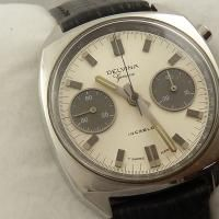 Delvina Geneve Chronograph c.1970s
