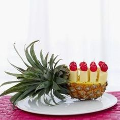 How to Make Cheese & Pineapple Appetizers