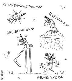 Einhorn-Apokalypse | #islieb