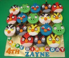 Yochana's Cake Delight!: Angry Birds