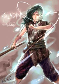 The Way of Kings Kaladin by Kuli2012.deviantart.com on @deviantART