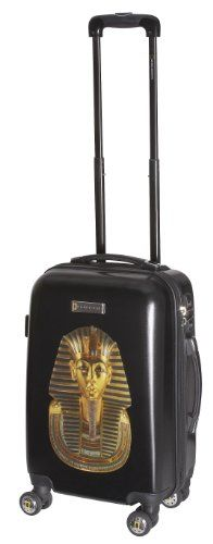 National Geographic Luggage Balboa 20 Inch Hardside Spinner Black Tut One Size >>> Visit the image link more details.