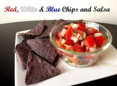 SALSA at Washington State Chili Cookoff Saturday, June 29 in Pacific Beach! It's RED, white and blue!