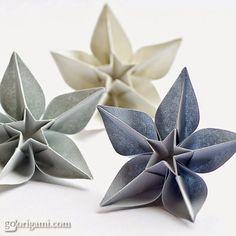 No Solo DIY: 25 Flores de papel DIY                                                                                                                                                     Más