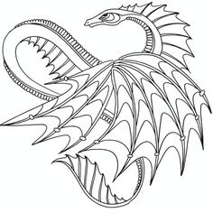 how to train your dragon coloring pages free printable toddlers colors and coloring