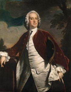 Alexander Stewart, 6th Earl of Galloway. Charlotte's father.