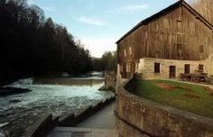 Located in Lawrence County, McConnell's Mill State Park's 2,546 acres are claimed to be one of Pennsylvania's more heavily haunted areas. It's home to sheer cliffs and the swiftly flowing Slippery Rock Creek, and many outdoor enthusiasts have lost their lives rappelling or riding the white water.