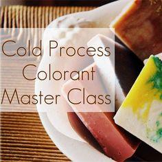 E-Book Cold Process Colorant Master Class | Bramble Berry® Soap Making Supplies