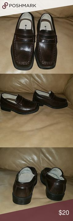Brown dress shoes Toddler Brown dress shoes Easy Strider Shoes Dress Shoes