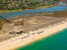 #Beach Praia da Quinta do Lago, Algarve, Portugal | via http://blog.turismodoalgarve.pt