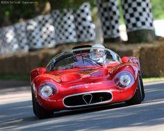 SUPERCARS.NET - Image Gallery for 1967 Alfa Romeo T33 'Perescopio'