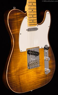 Fender Select Telecaster® Violin Burst (402)
