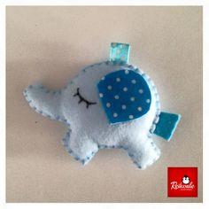Softies, Gadget, Dinosaur Stuffed Animal, Elephant, How To Make, Diy, Craft, Types Of, Felting