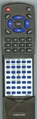 PANASONIC Replacement Remote Control for N2QAGB000016, SAAK100, SCAK100 by Redi-Remote. $39.95. This is a custom built replacement remote made by Redi Remote for the PANASONIC remote control number N2QAGB000016.  This remote control is compatible with the following models of PANASONIC units:   N2QAGB000016, SAAK100, SCAK100