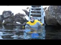 Arctic Adventures! Snorkling at the plate, cave exploring, etc