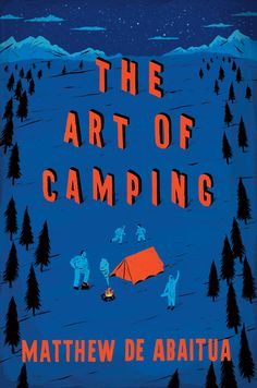 The Art of Camping by Matthew De Abaitua, cover design Paul Blow Best Book Covers, Album Covers, Book Cover Design, Book Design, Les Scouts, Book Jacket, Beautiful Cover, I Love Books, Book Art
