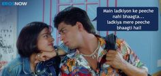 Re-live the 90s with the cult movie of the century #KuchKuchHotaHai coming soon only on www.ErosNow.com