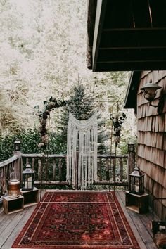 This Intimate North Carolina Elopement is Styled to the Nines