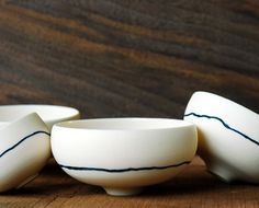 Lovely Jason Russell ceramics listed on DesignSponge.com #designsponge #jasonrussell
