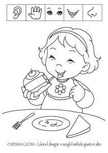 Preschool Printables, Kindergarten Worksheets, Step Kids, 4 Kids, Senses Activities, Activities For Kids, Teaching Kindergarten, Teaching Kids, Baby Announcement Pictures