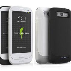 Funda Bateria Mophie Juice Pack para Samsung Galaxy SIII S3