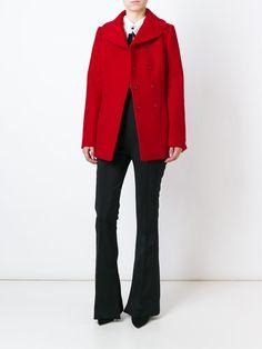 Dolce & Gabbana Short Double Breasted Peacoat - Julian Fashion - Farfetch.com