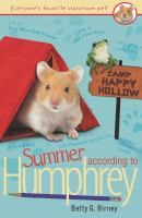 Humphrey series by Betty Birney
