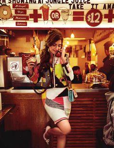 Bolly & Co Magazine, Sonam Kapoor (Vogue India)