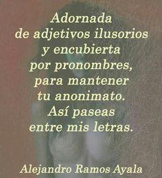 Alejandro Ramos Ayala.