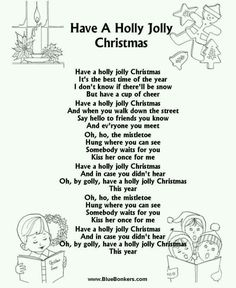 carol lyrics carol songs words to christmas songs christmas carols for kids