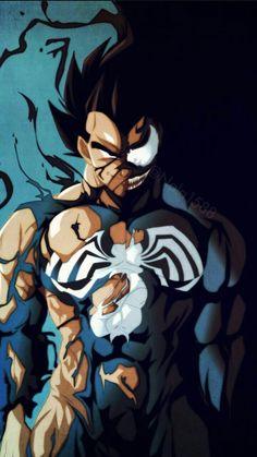 Vegeta Venom