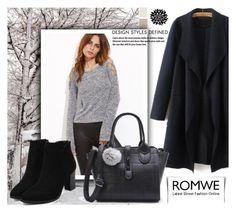 """ROMWE 2"" by melissa995 ❤ liked on Polyvore featuring Shibuya"