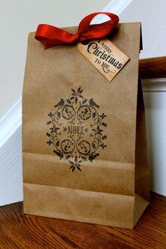 Cute treat bags