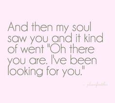 true love soul mate.