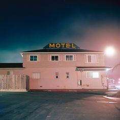 Stay at a random outskirts hotel & Motel   Michael Wriston