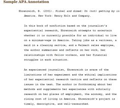 What is an annotated bibliography  For student nurses SP ZOZ   ukowo Advantages of Using Our Annotated Bibliography Generator