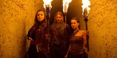 'The Shannara Chronicles' First Look: A World of Imagination #SDCC - http://screenrant.com/shannara-chronicles-trailer-mtv-comic-con/