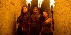 'The Shannara Chronicles' First Look: A World of Imagination #SDCC - http://screenrant.com/shannara-chronicles-trailer-mtv-comic-con/