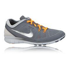 Gym Men Nike Free 5.0 Running Shoes - SP15 Orange Super