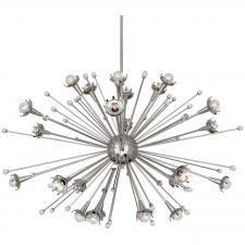 Modern Lighting | Sputnik Chandelier Ceiling Lamp | Jonathan Adler