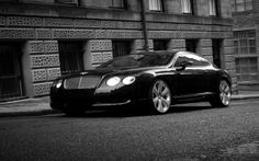 Bentley Continental. Another luxurious British Super car. Bentleys have been known for their luxury and class. Only the richest of the rich can afford them.
