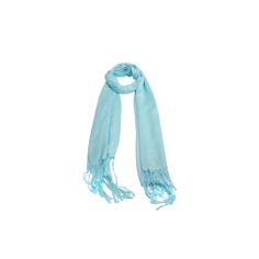 Pashmina Azul Pastel de Viscose #pashmina #pashimina #modafeminina #fashion #scarf #scarfs