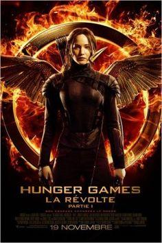 Couverture de Hunger Games, Episode 3 : La Révolte, Partie 1