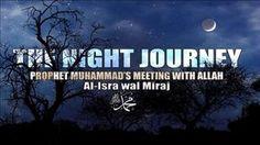Ulva Noradina: Al Isra' (Night Journey) of Prophet Muhammad PBUH