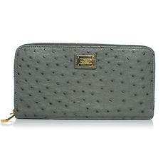 Louis Vuitton Ostrich Wallet
