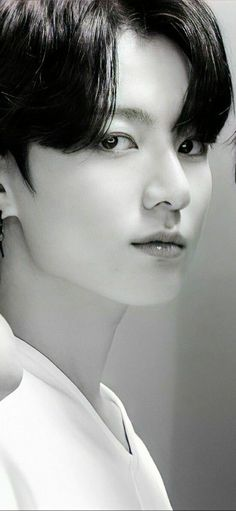 Jungkook Cute, Foto Jungkook, Imagines, Bts Korea, Black And White Pictures, Rap Monster, Bts Pictures, Jikook, Bts Wallpaper